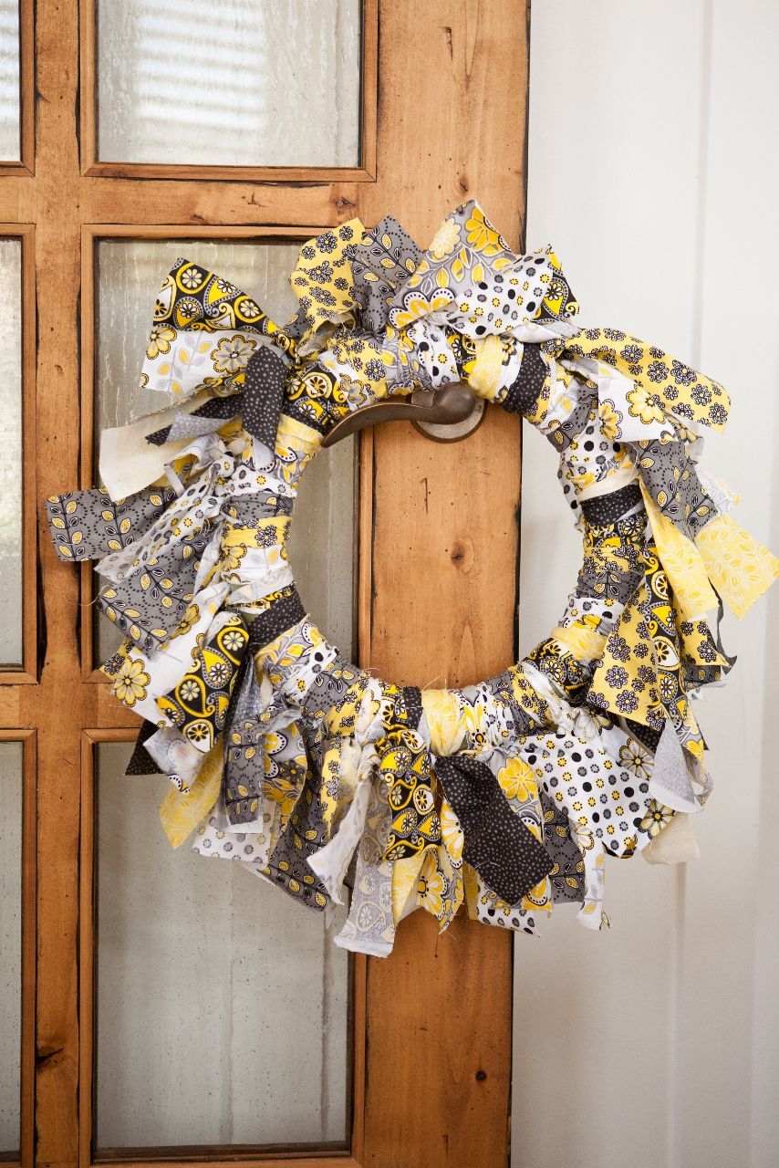 Photo of Party Tutorials – Fabric Wreath & Balloon Wreath Tutorial | Kara's Party Ideas