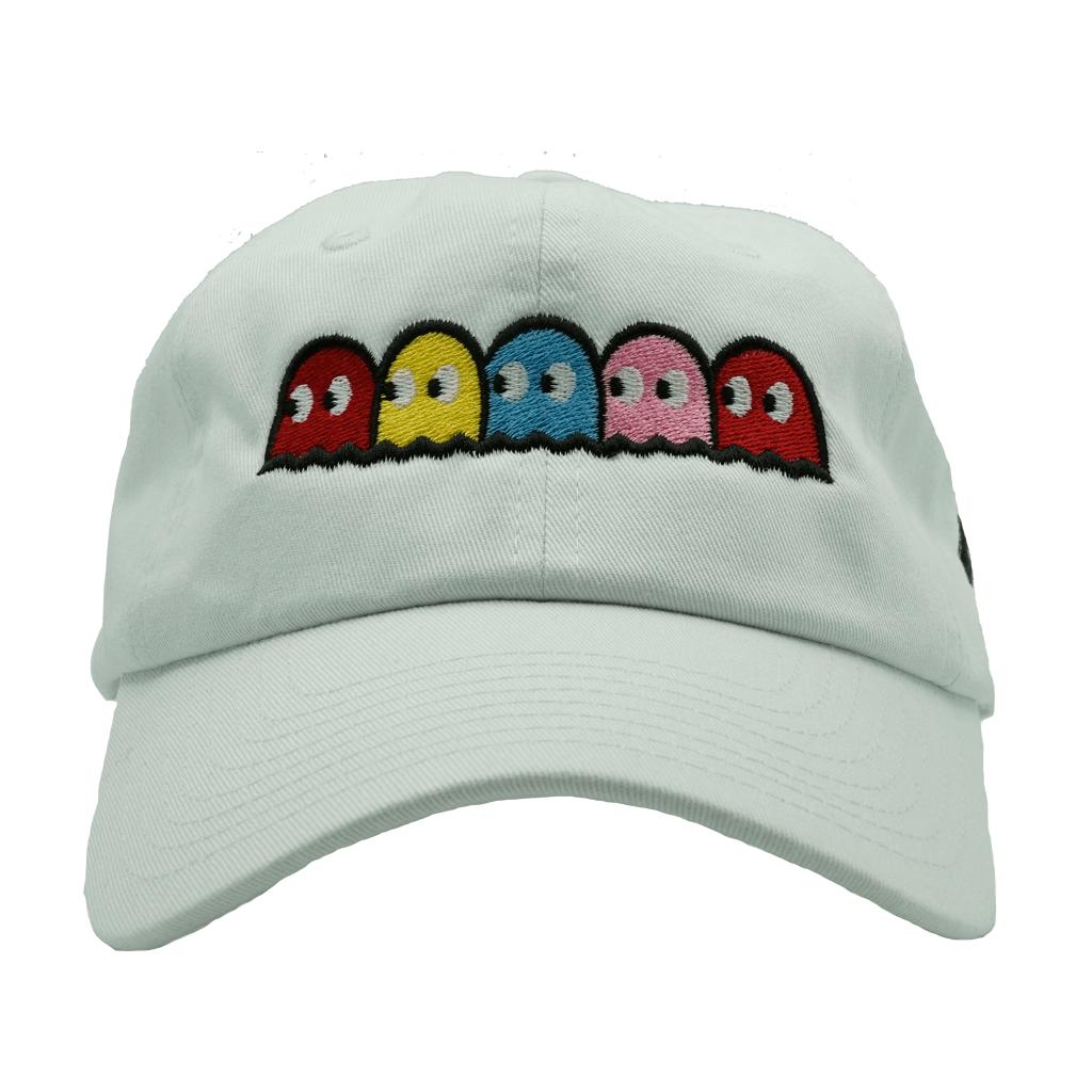 b36a5a813f8 Pacman Dad Hat - White