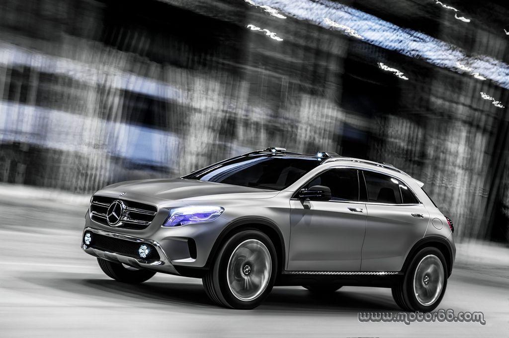 Merecedes Benz Gla Concept Mercedes Benz Mercedes Suv Camiones