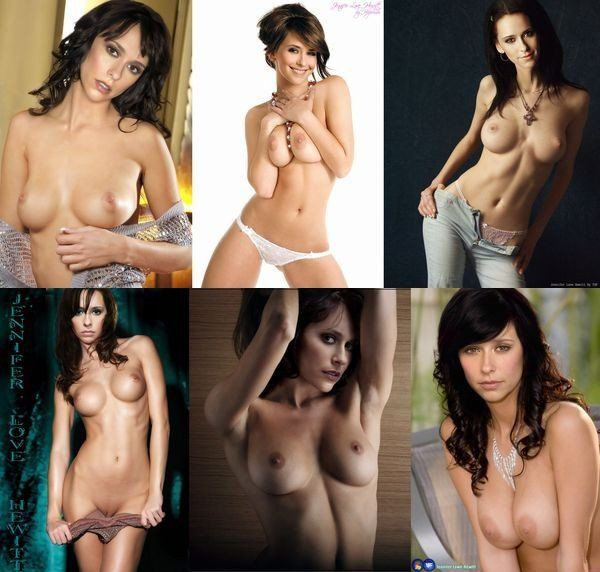 Jennifer Love Hewitt Nude Movies