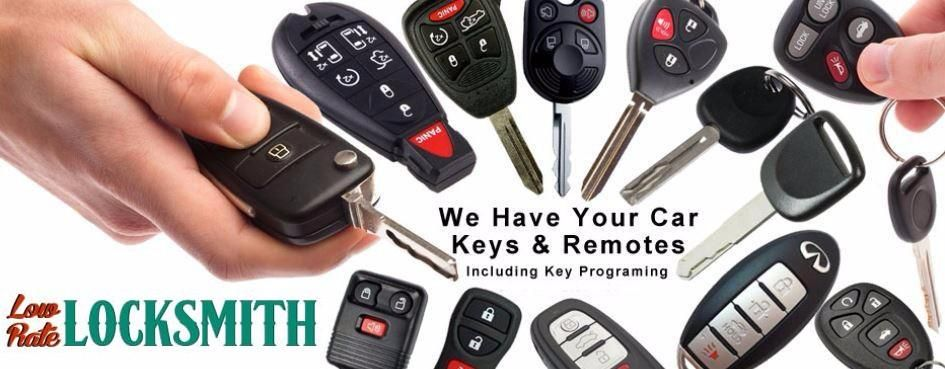 Low Rate Locksmith, we are dutybound to bringing complete