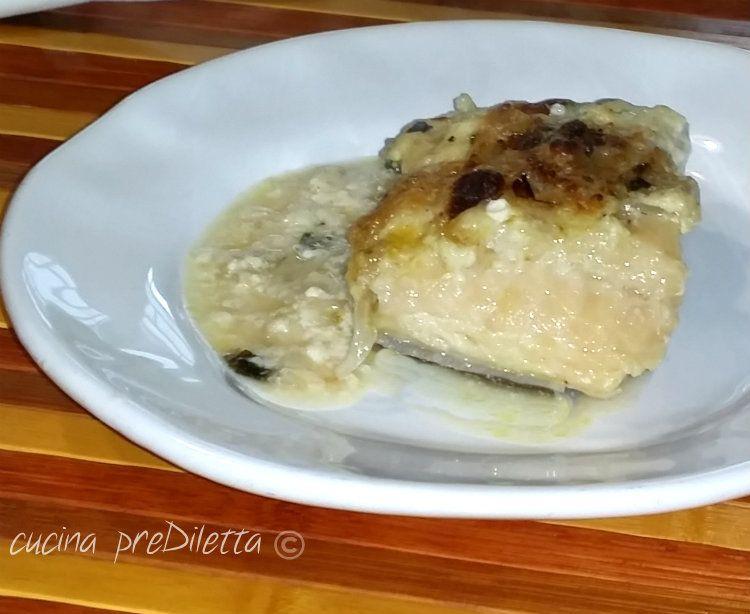 Baccalà al forno, ricetta, cucina preDiletta