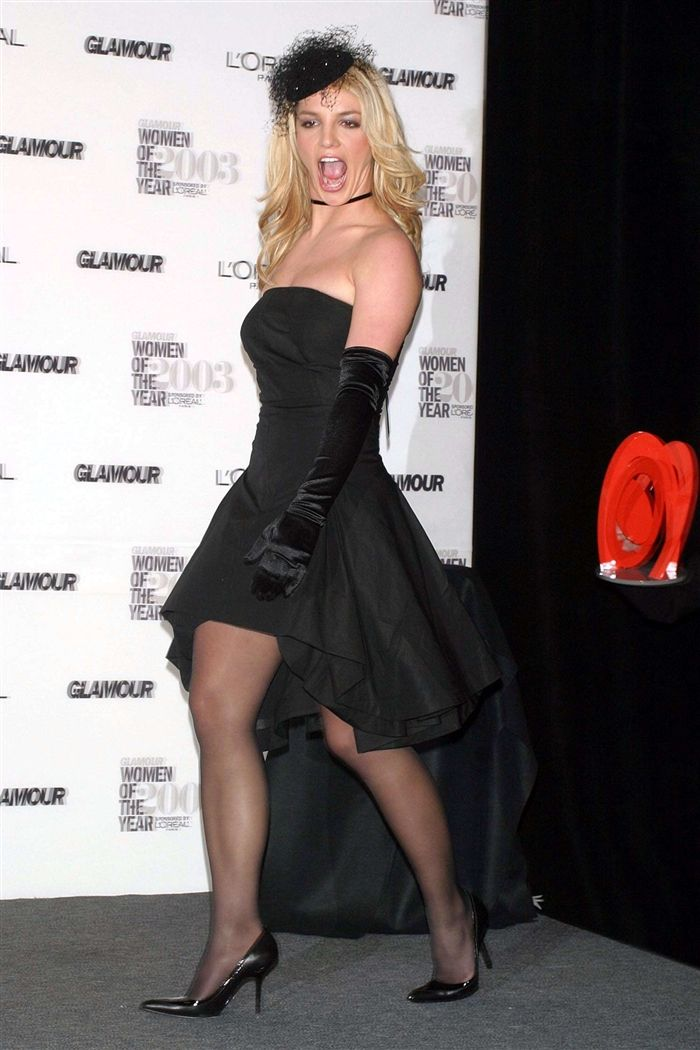 Britney spear pantyhose