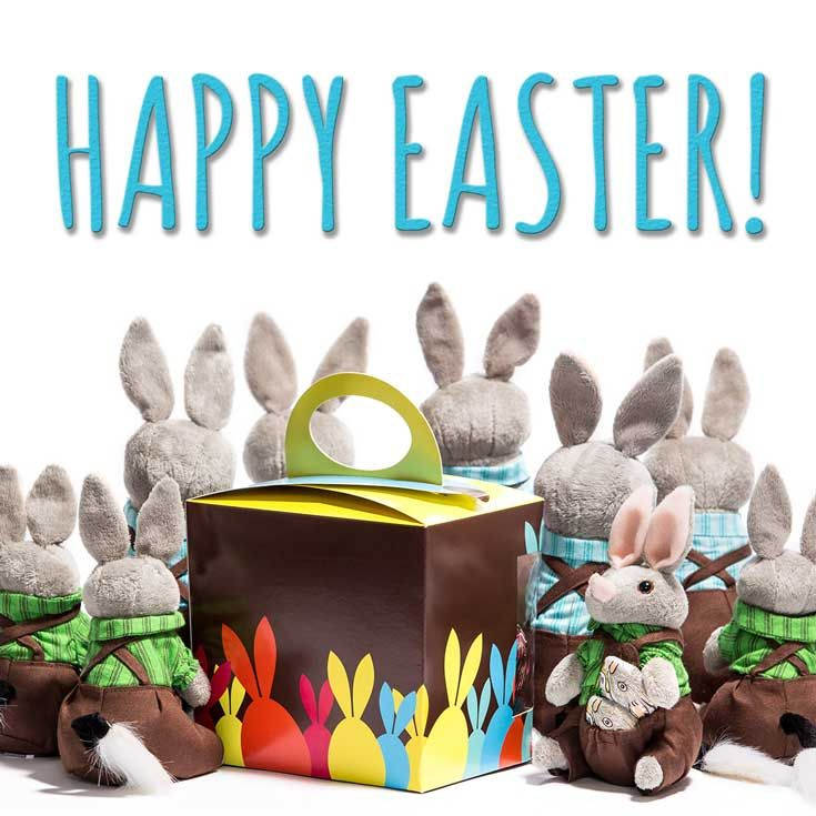 Wishing our followers a very happy easter easter my favorite wishing our followers a very happy easter negle Images
