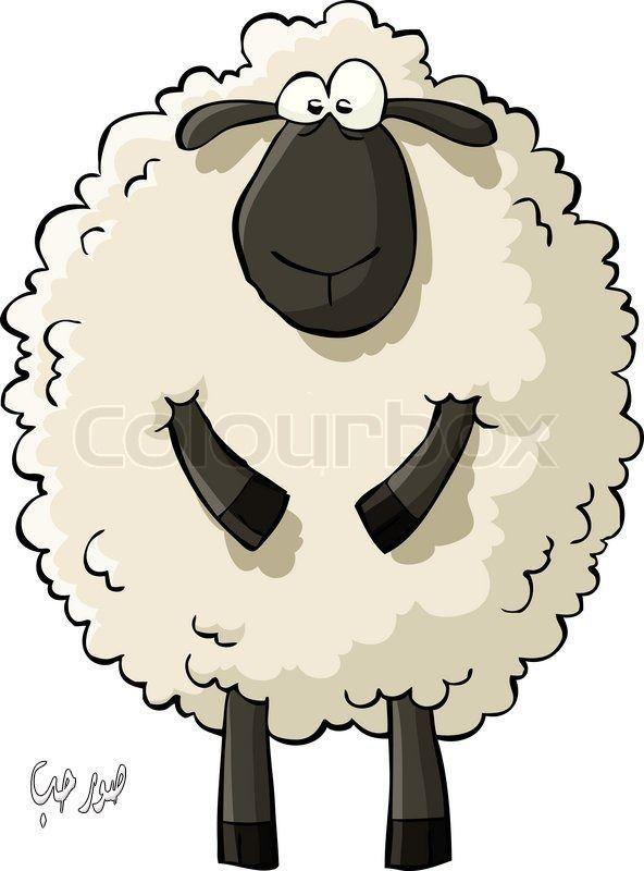 صور خروف العيد للتصميم 2017 فكتور لخروف العيد روعه صممي بوستاتك بنفسك Sheep Illustration Sheep Drawing Sheep Cartoon