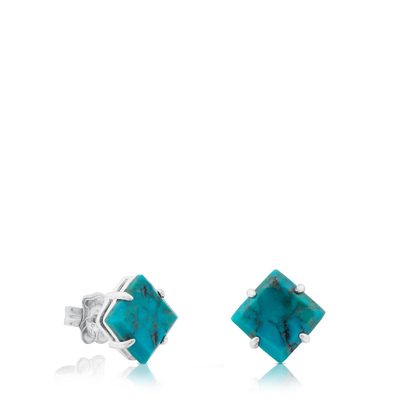 5aab5eae34ff Pendientes Erma de Plata - Tous   Jewelry   Aretes, Aretes tous y ...