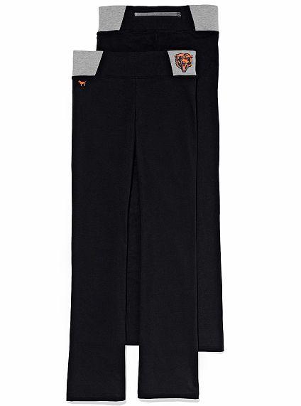 Chicago Bears Bootcut Yoga Pant