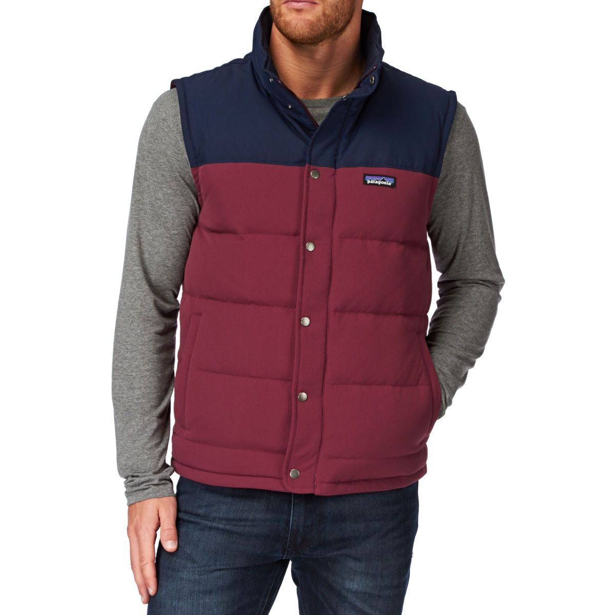 mens patagonia oxblood YES #patagoniafleece #patagonia #llbeanfleece At  Eagleages.com we offer
