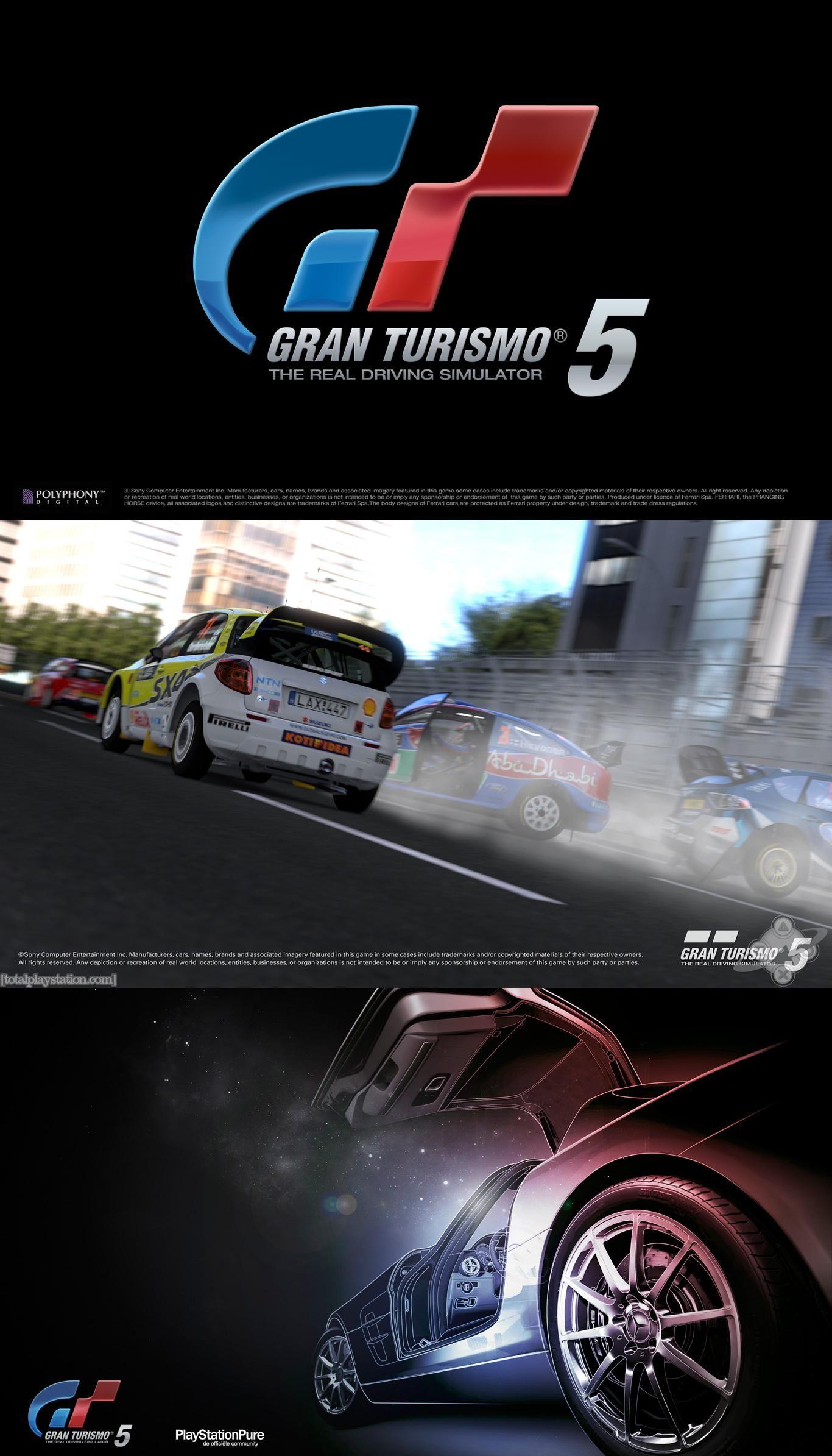 Gran Turismo 5 Logo Video games, Turismo, Simulation