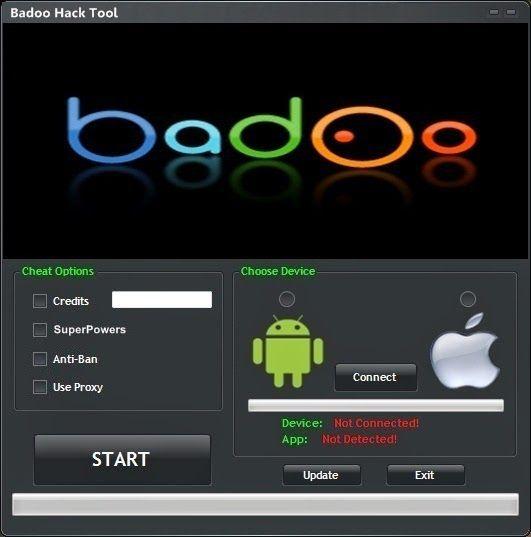 Badoo Cheat Hack tool download 2016 cheats version  Badoo