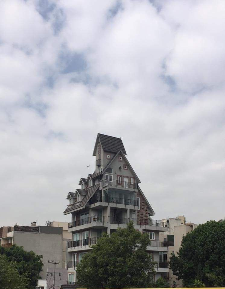 This house in Mexico City