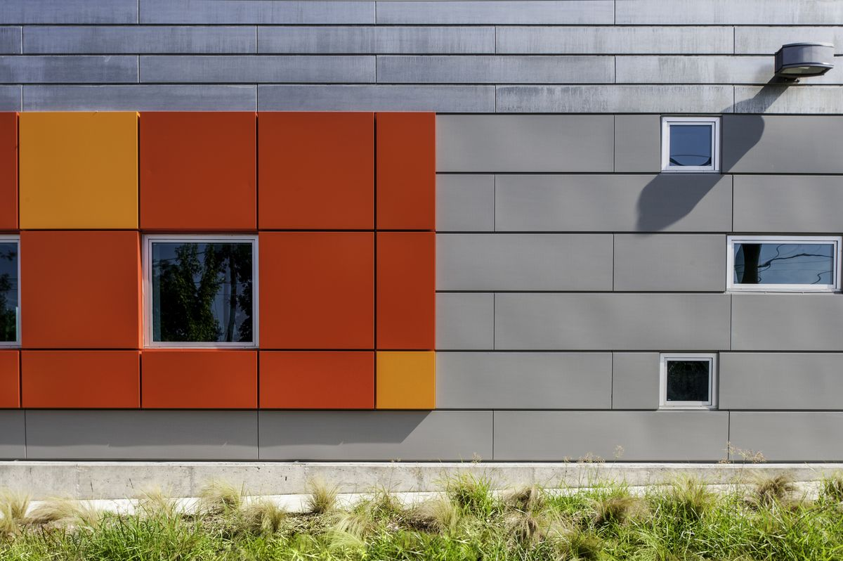 Lovely Aluminum Exterior Panels Office Building Project Exterior Wall . Stunning Exterior  Metal Wall Panels ...