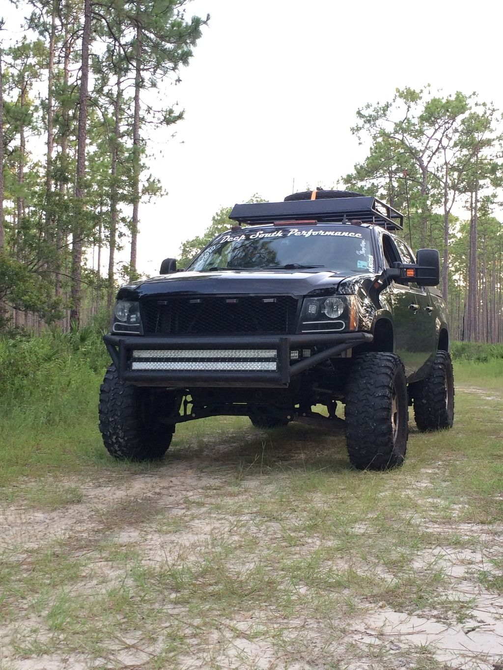 07 Modified Front Bumper Update With Pics Chevy Avalanche Avalanche Truck Chevy Tahoe