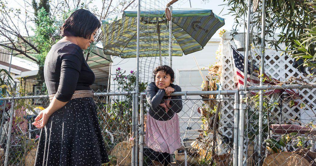A Plea on Salvadorans - The New York Times