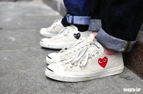See Nike x Comme des Garçons' High Heel Sneakers | Who What Wear