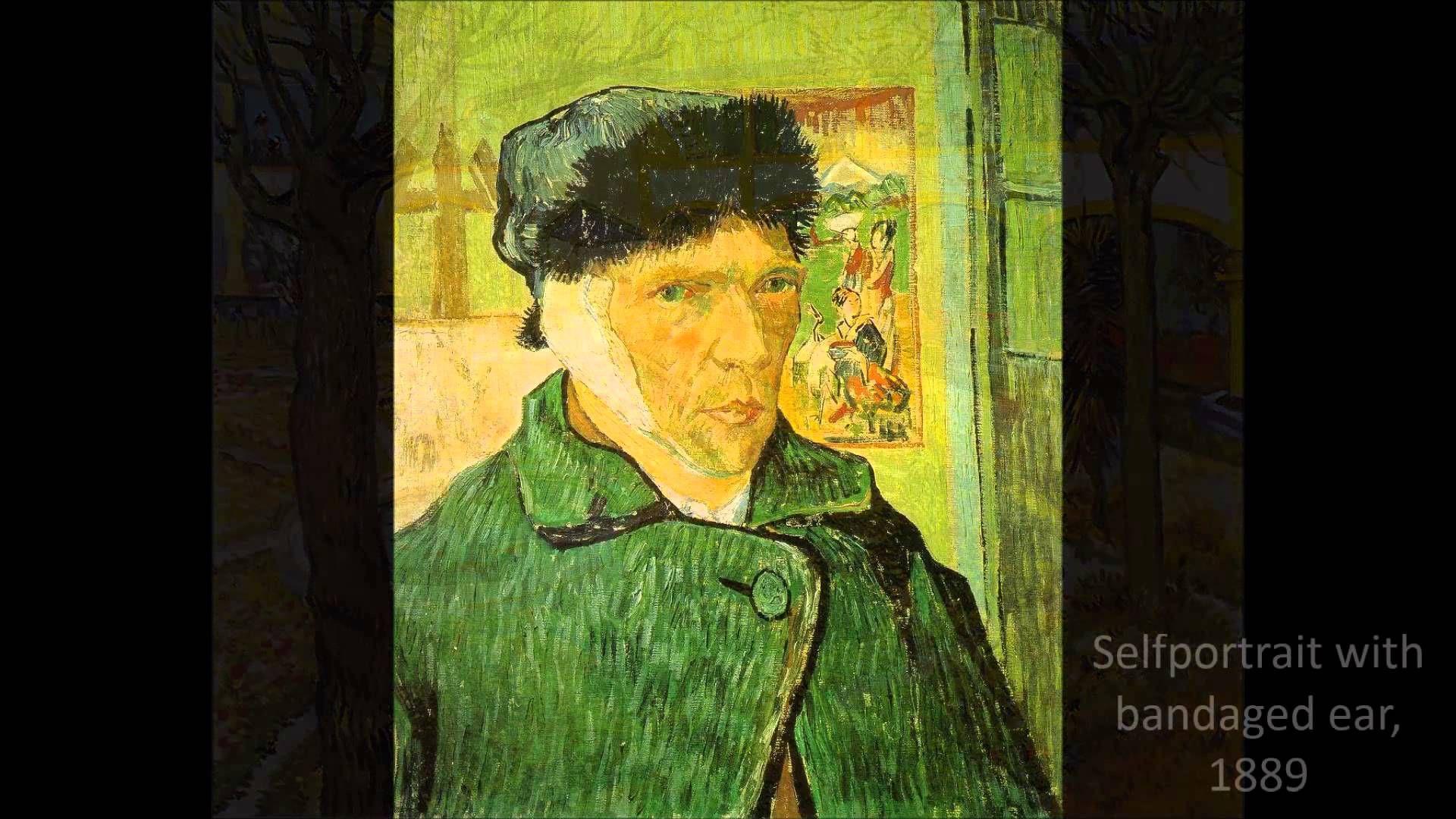 Why Did Vincent Van Gogh Cut Off His Ear