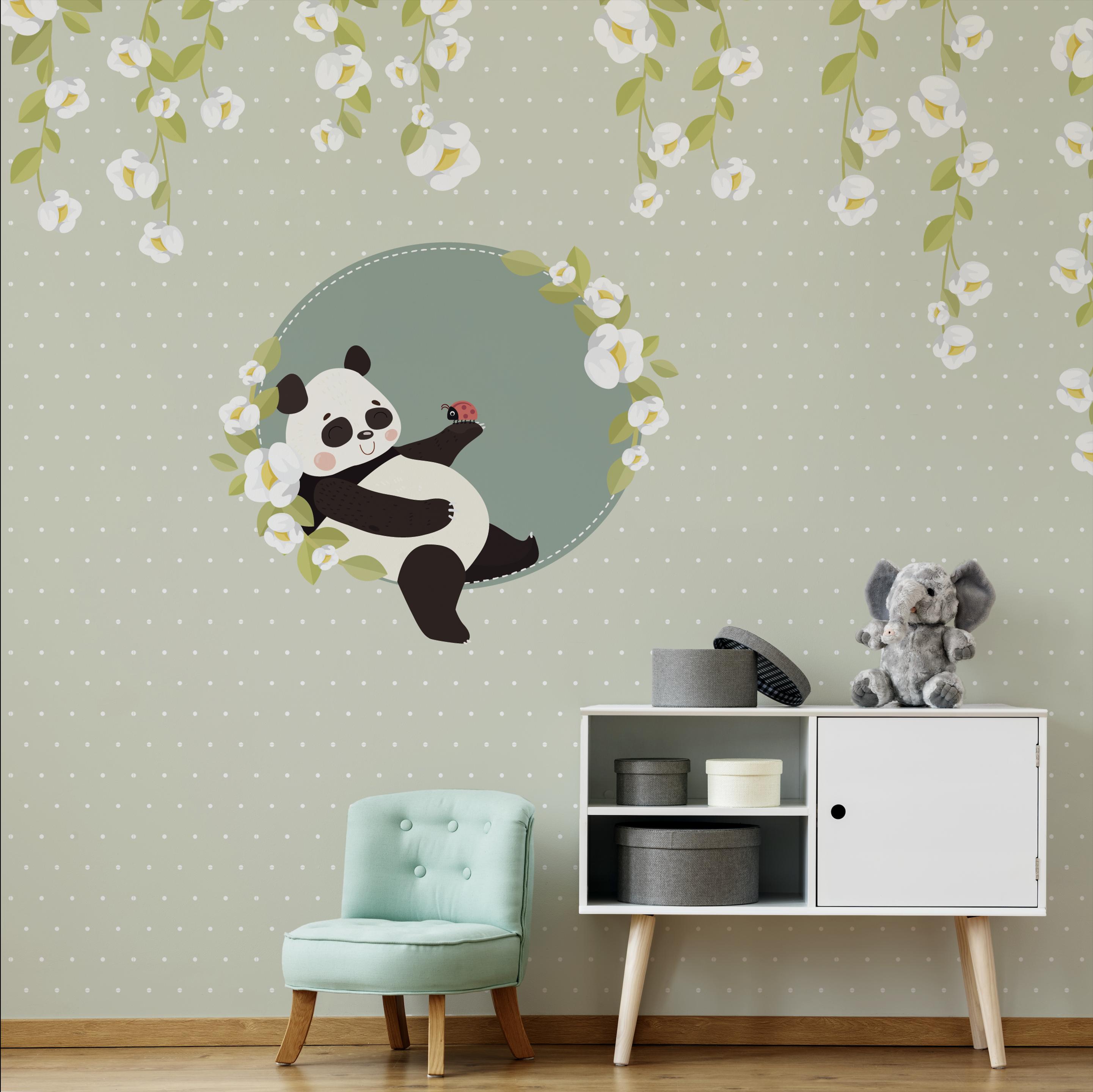 Basilio Baby Interior Design Wallpaper® www