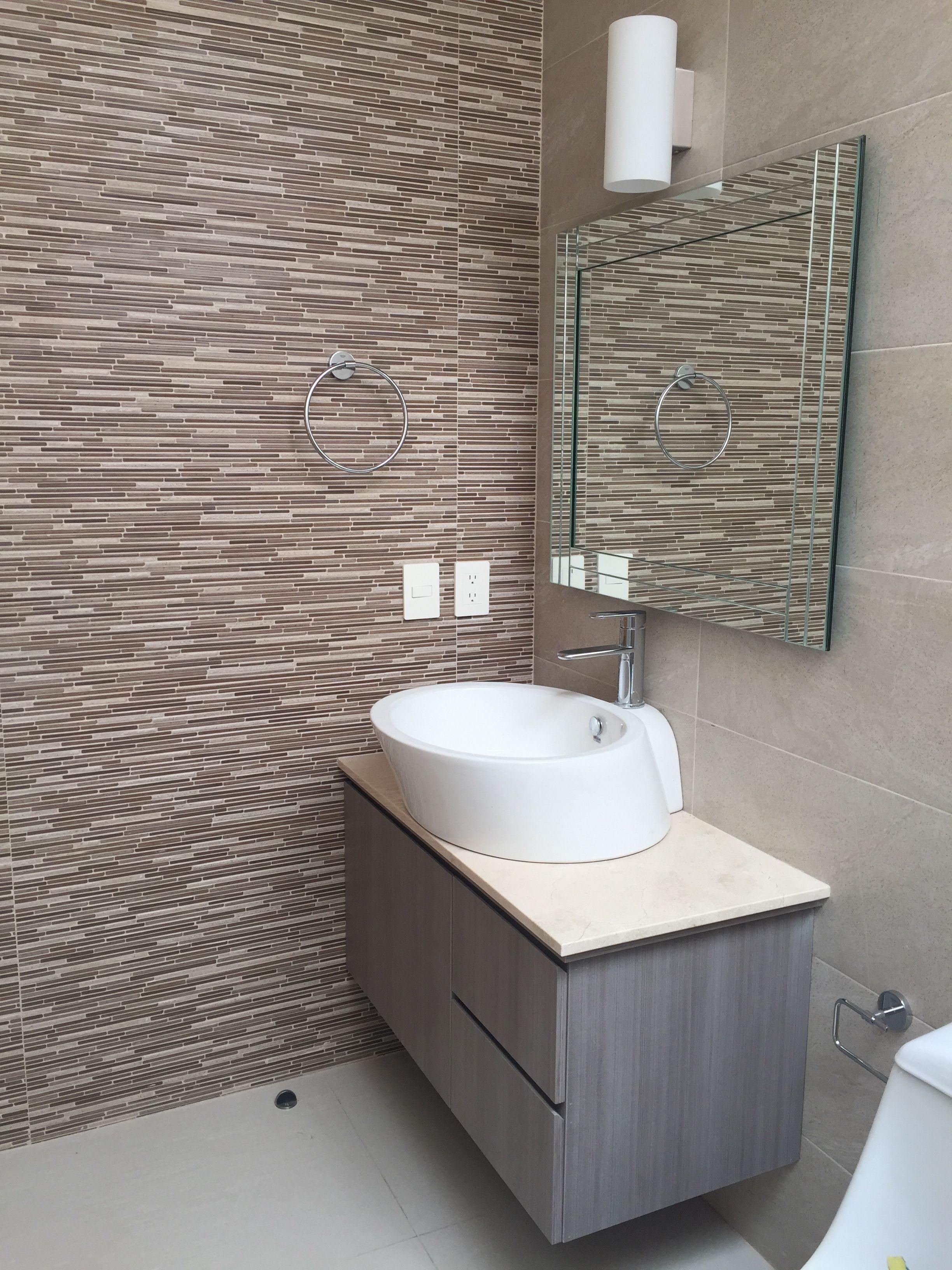 Cubiertas de baño en mármol crema marfil | Marmol y ...