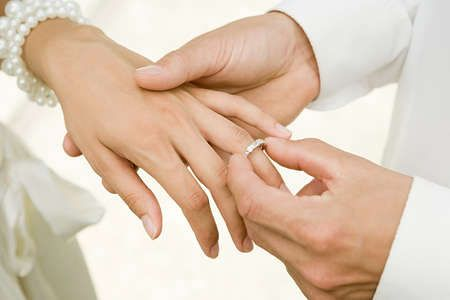 a quelle main quel doigt porter son alliance bague demande en mariage engagement weddings. Black Bedroom Furniture Sets. Home Design Ideas