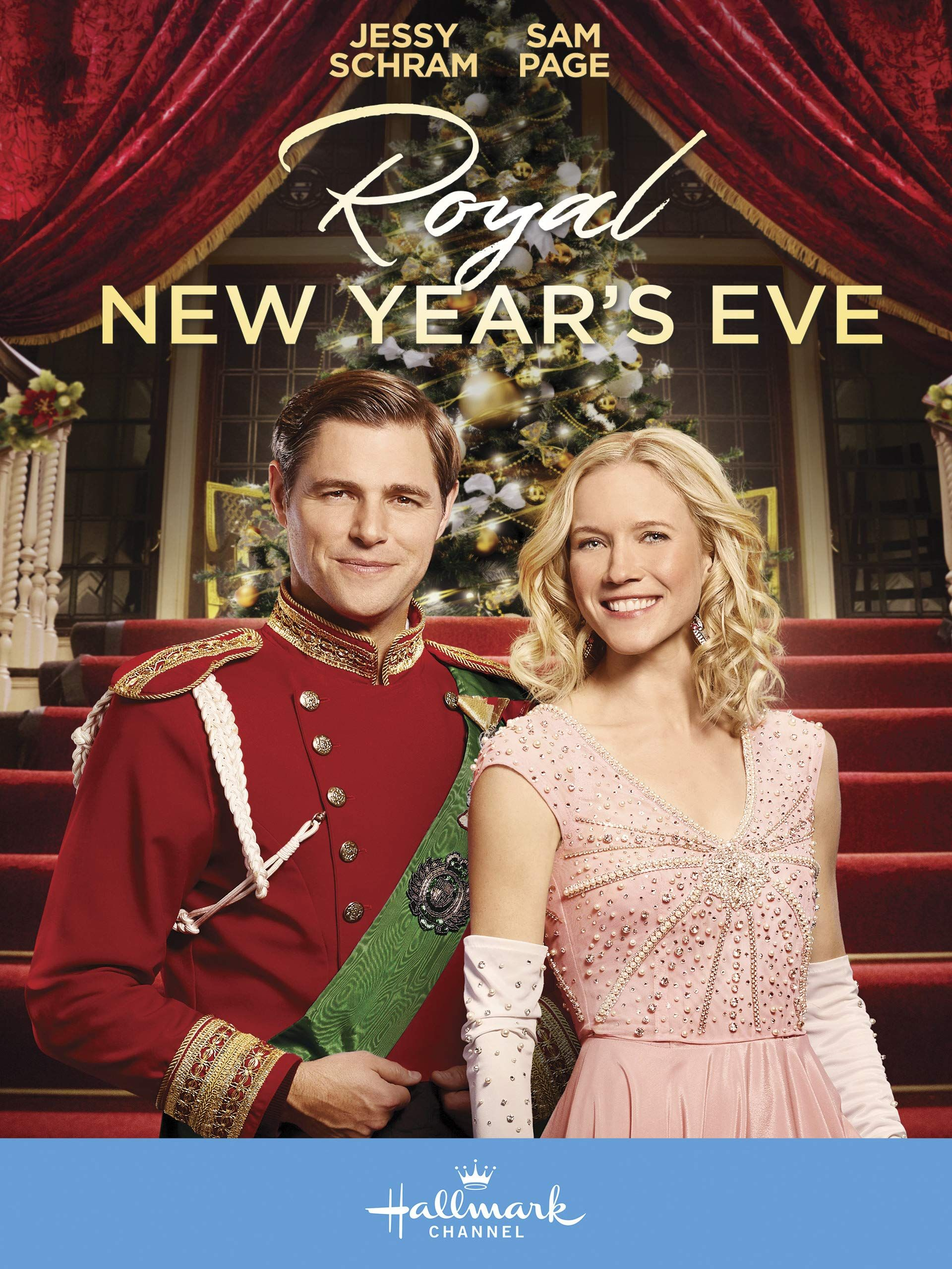 Royal New Year S Eve I Love This Hallmark Movie Totally Downloaded It From Amazon Prime And Will Be Hallmark Movies New Years Eve Hallmark Movies Romance