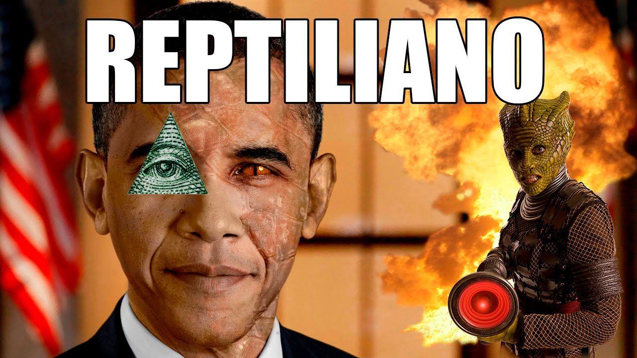 Resultado de imagem para obama  reptiliano