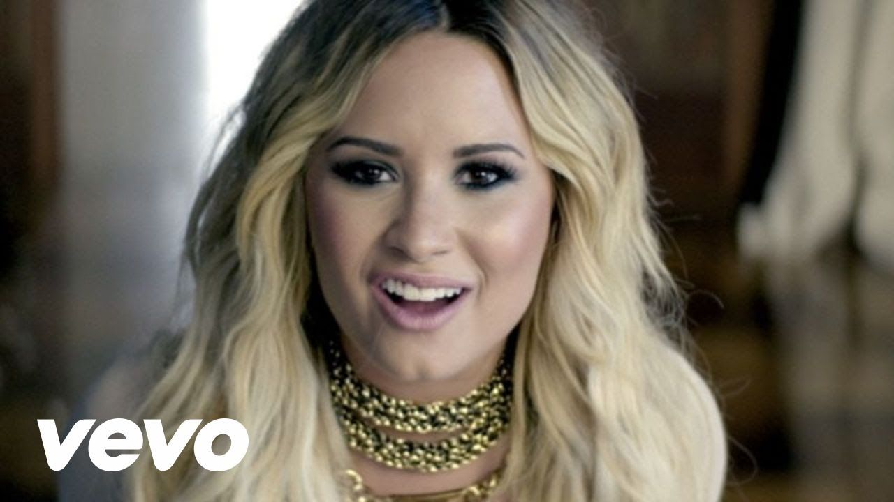 Demi Lovato Let It Go From Frozen Official Ttgirl90 This