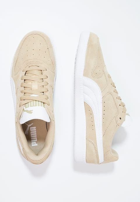 Puma ICRA TRAINER Sneakers laag pale khakiwhite