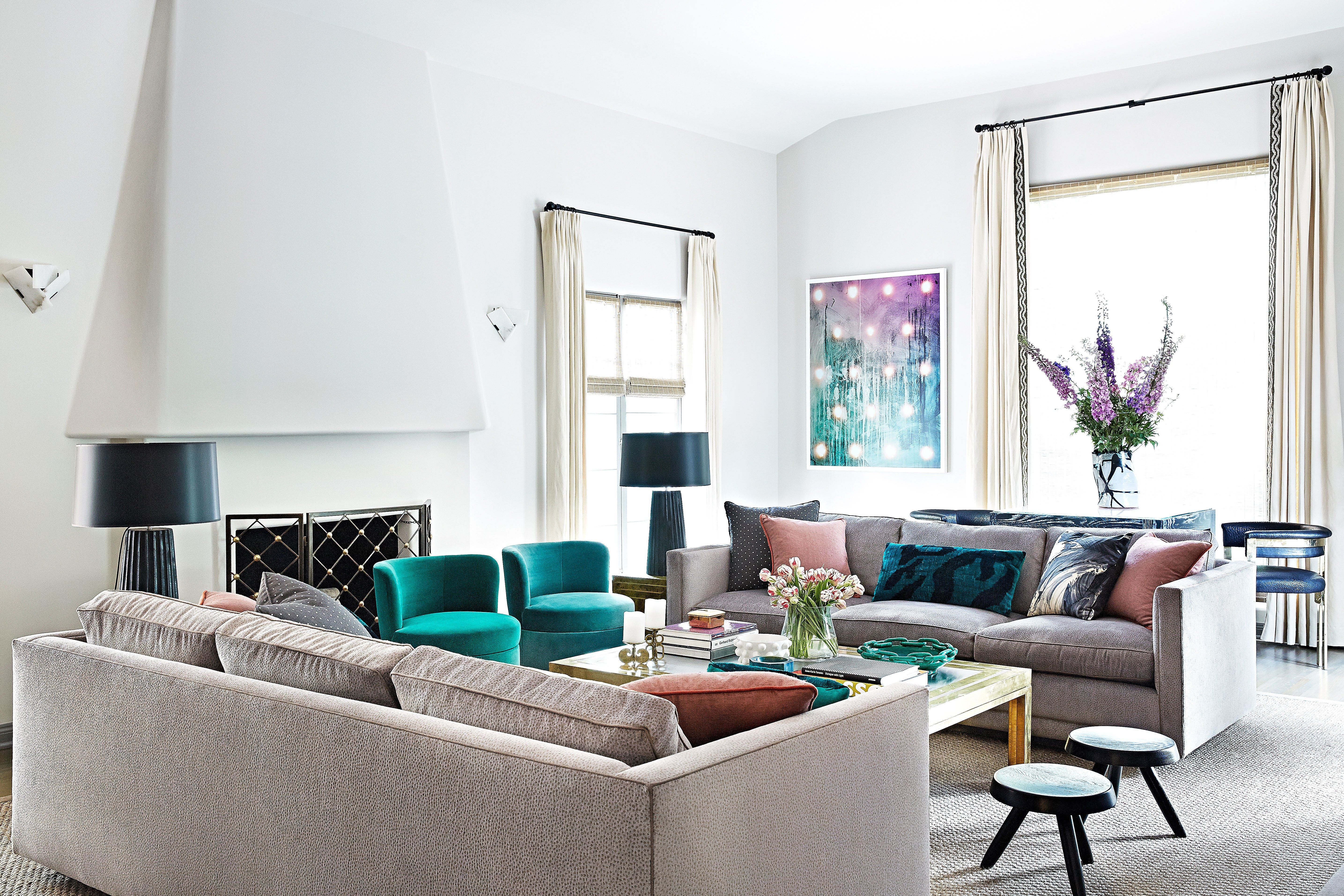 A Spanish-Style 1920s Bungalow Gets a Modern Makeover | Spanish ...