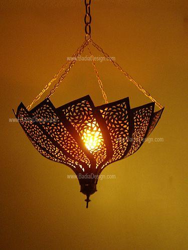 Moroccan brass swirling fan shaped chandelier ch005 moroccan badia design inc store moroccan brass swirling fan shaped chandelier ch005 33000 aloadofball Choice Image