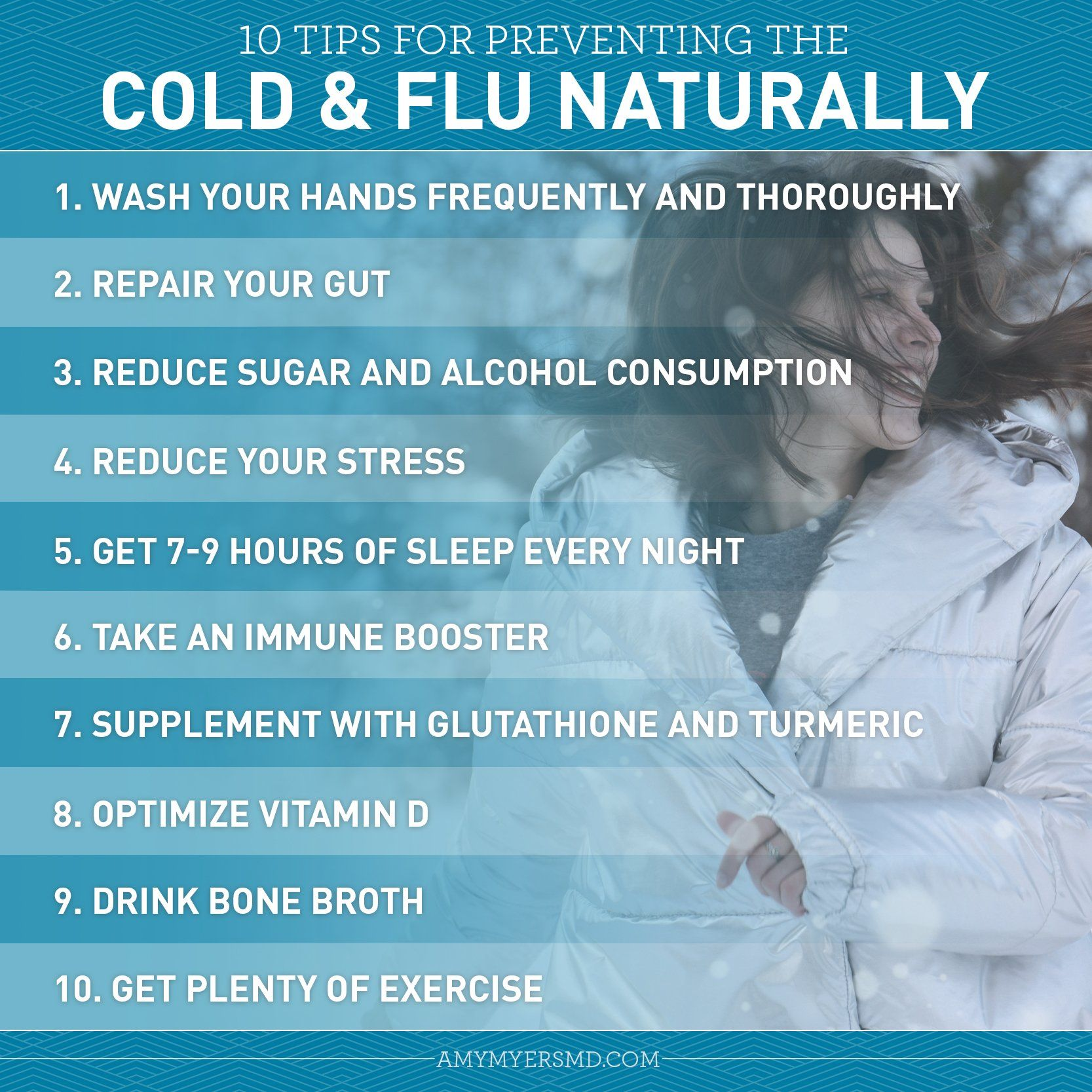 Pin on How to prevent COLD & FLU
