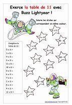 Tables de multiplication exercices imprimer gratuit maths pinterest math - Table de multiplication exercice a imprimer ...