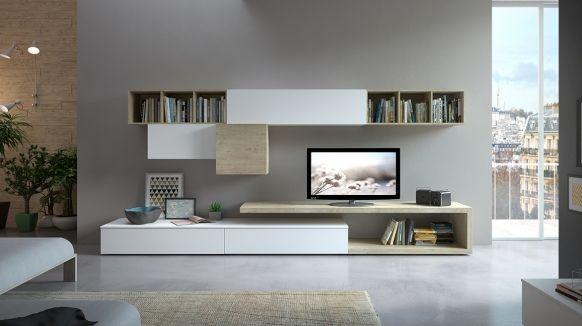 Soggiorni moderni | Centro Veneto del Mobile | Arredamento ...