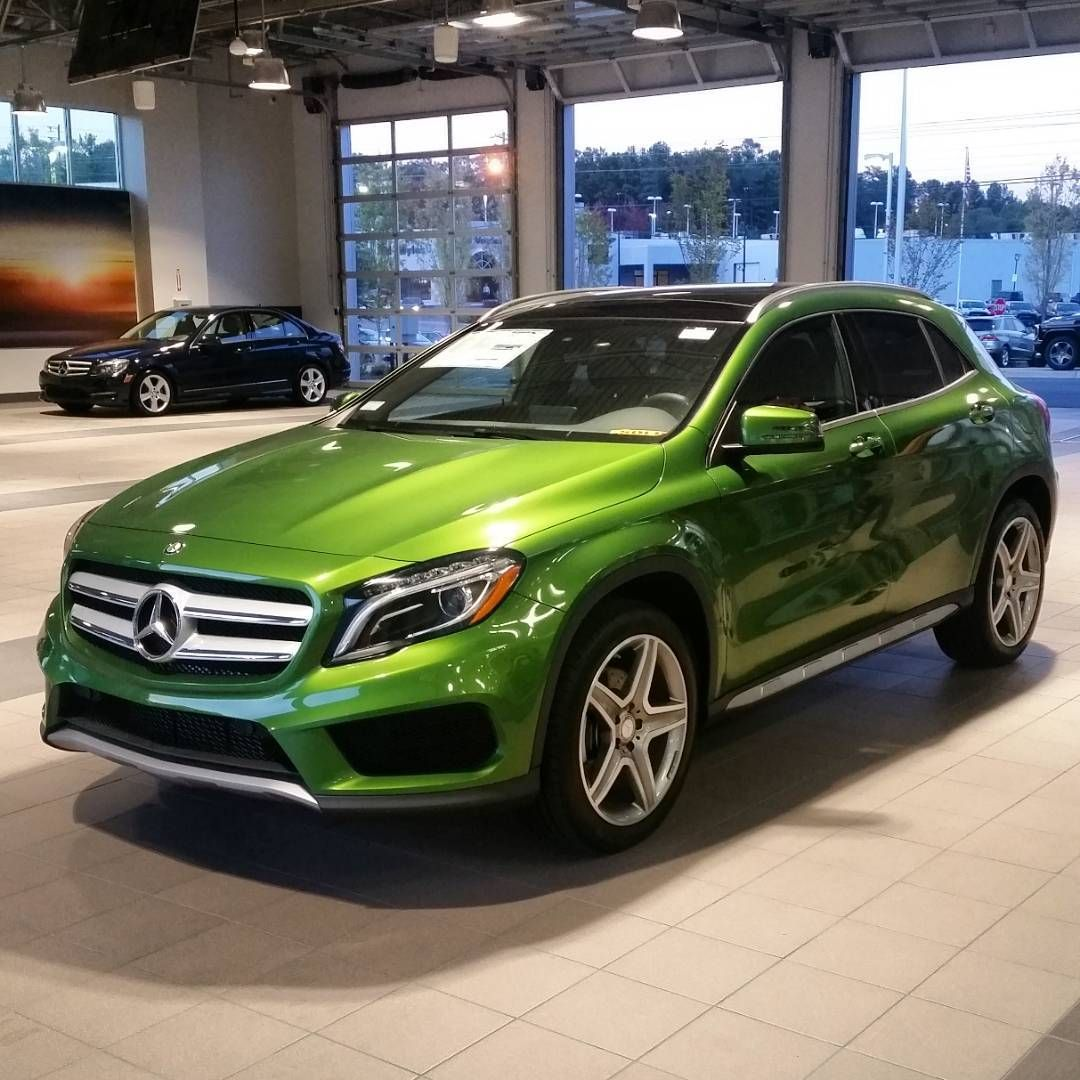 """#mulpix """"SPECIAL DELIVERY"""" - Kryptonite Green Mercedes ..."""