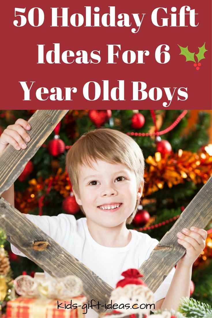 Best gifts boys age 6 years old will love to have top