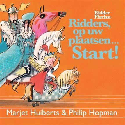 Thema boek: Ridders, op uw plaatsen...Start