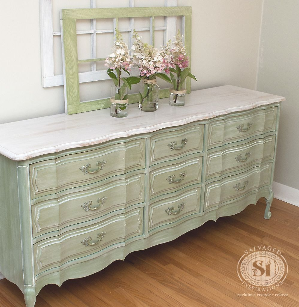 Exceptional How To Whitewash Wood Furniture   Salvaged Inspirations