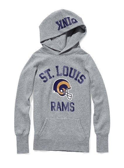 Victoria's Secret St. Louis Rams Pullover Hoodie $54.50 | Want It  free shipping