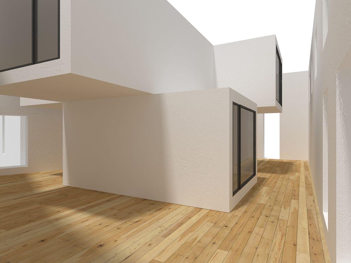 Casa en Alenquer. (Aires Mateus Arquitectos) on Behance