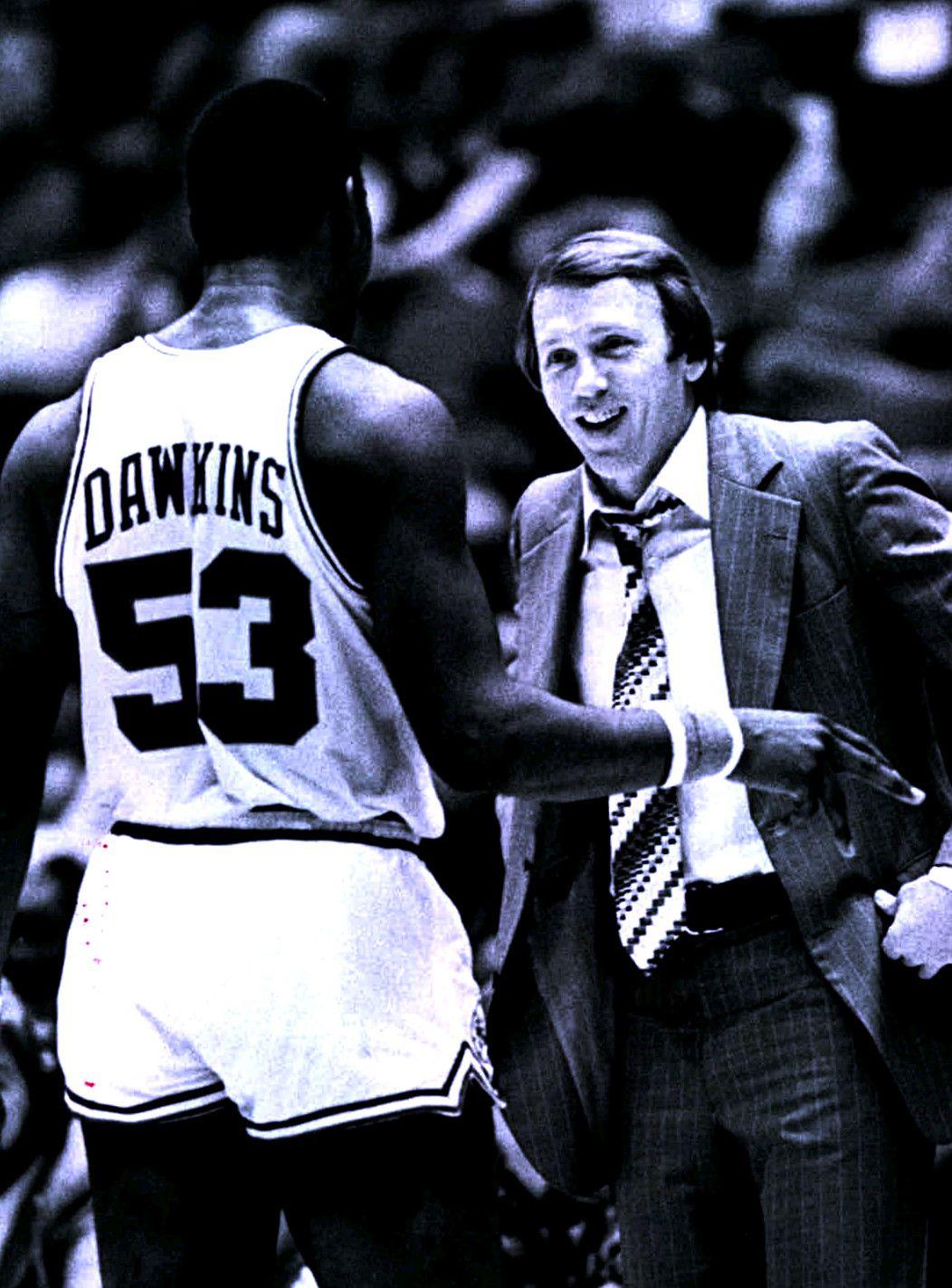 Darryl Dawkins & Billy Cunningham sports