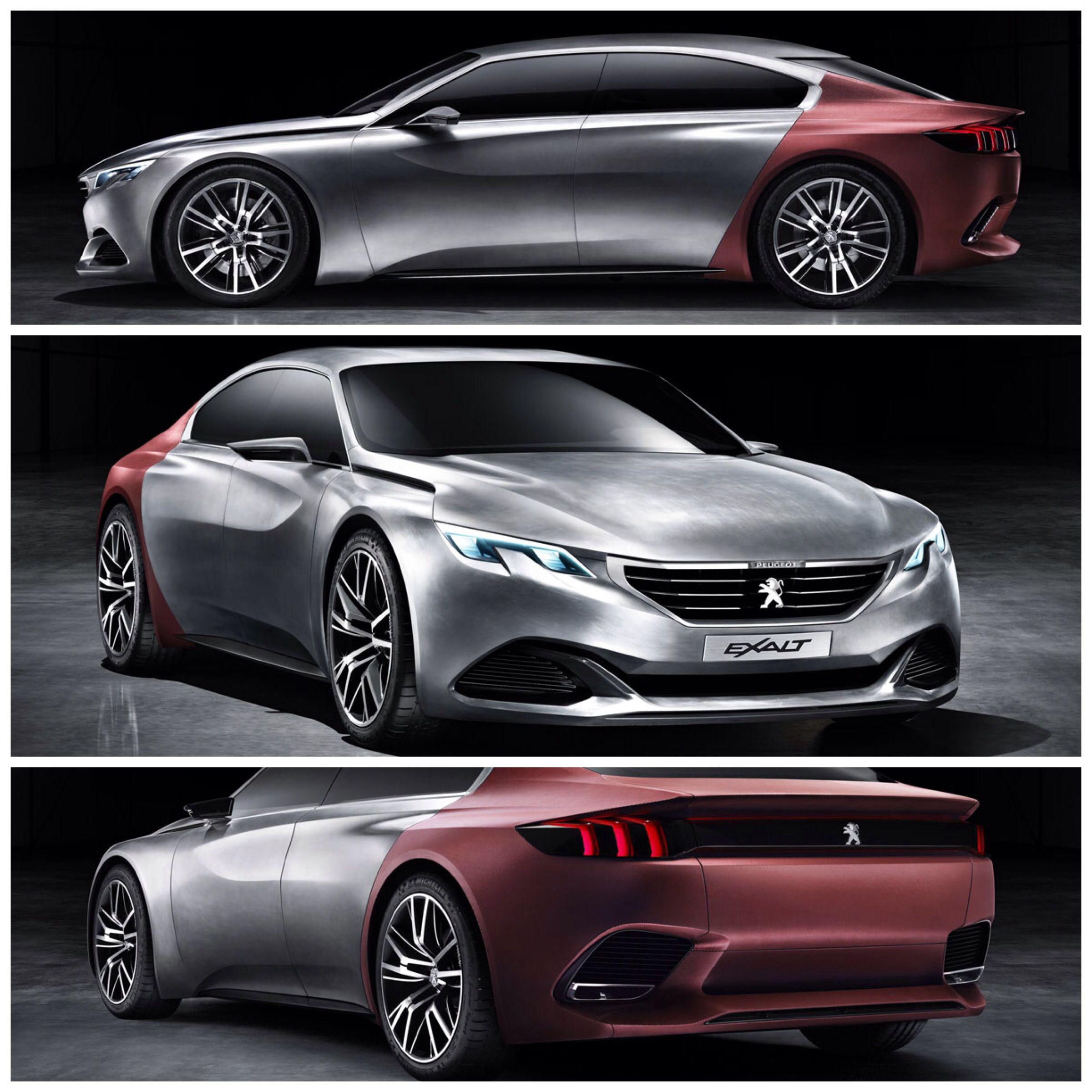 Peugeot, Automobile, Sports Car