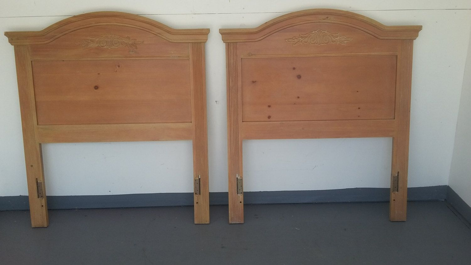 Twin Pine Headboards Cottage Style By