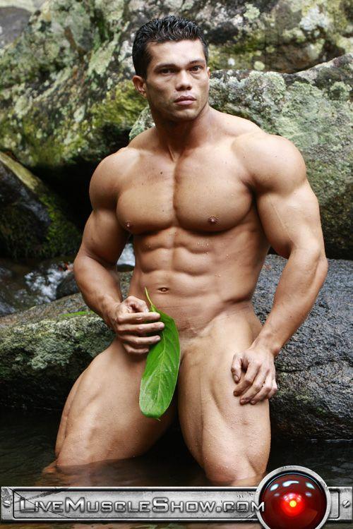 bodybuilder Gay naked