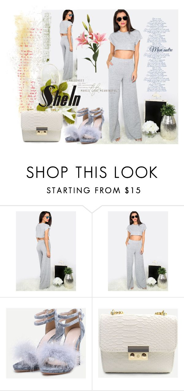 """shein 8"" by aida-1999 ❤ liked on Polyvore"