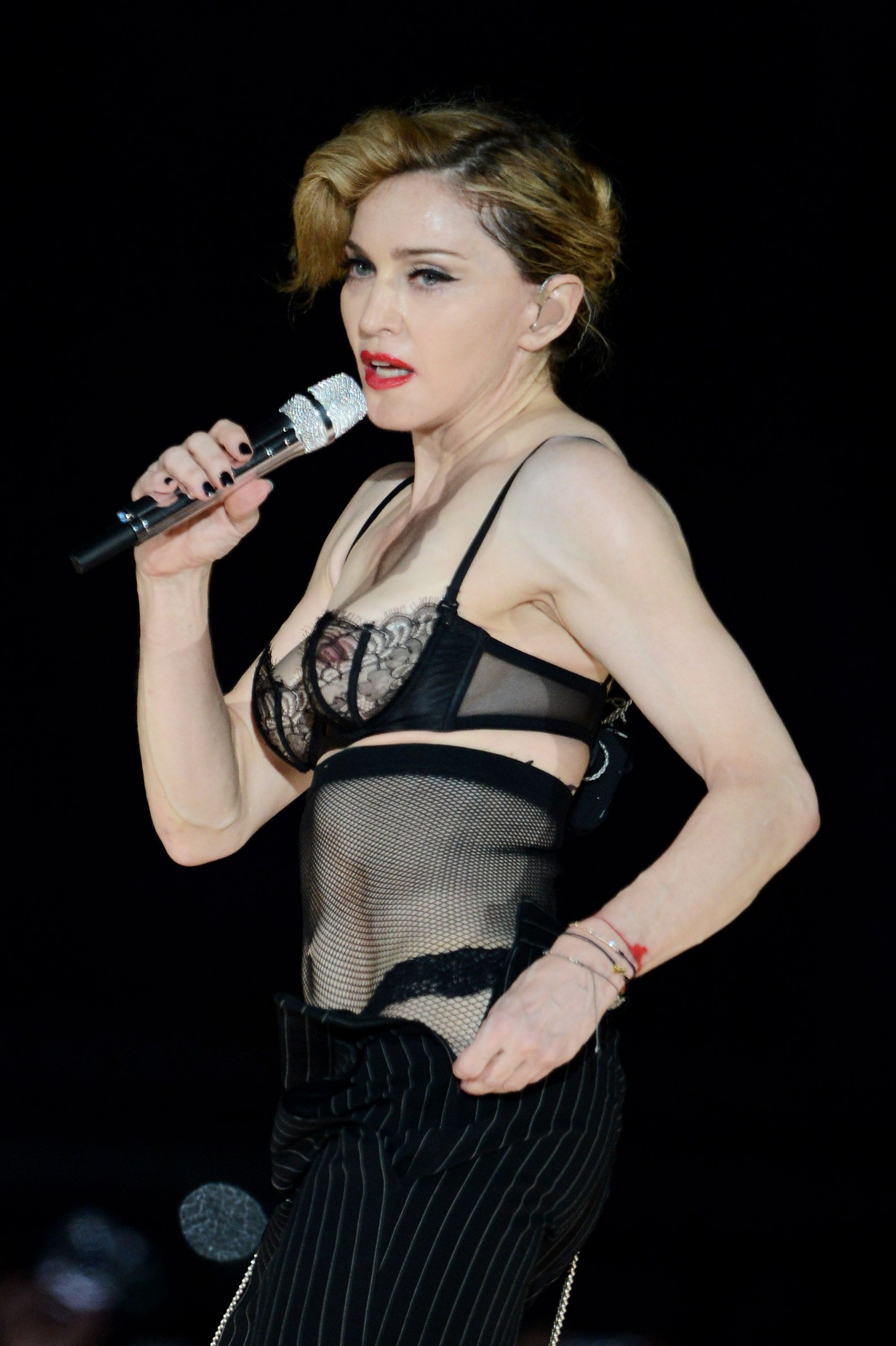 2012 - Madonna at the MDNA Tour