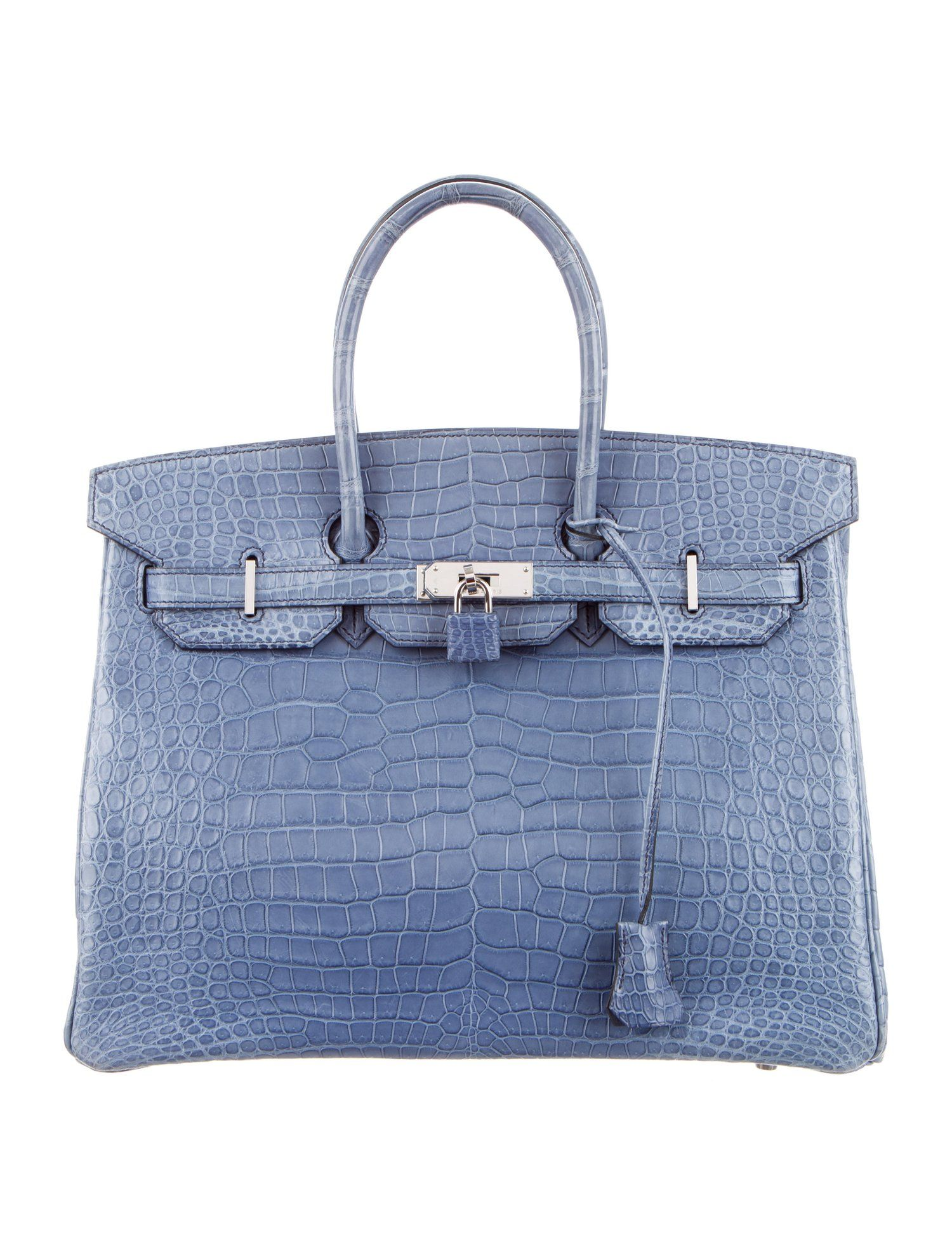 2302be8cb4 For sale Hermès Porosus Crocodile Birkin 35 - Handbags - HER166761 ...