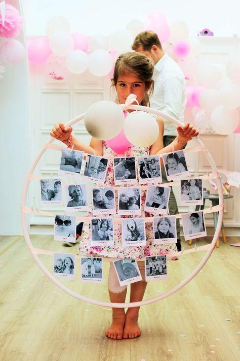 Photo of DIY hula hoop dekorasjon med bilder