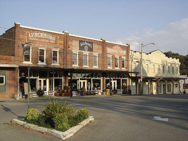 Lynchburg Tn Mechanics Avenue Lynchburg Tennessee Travel