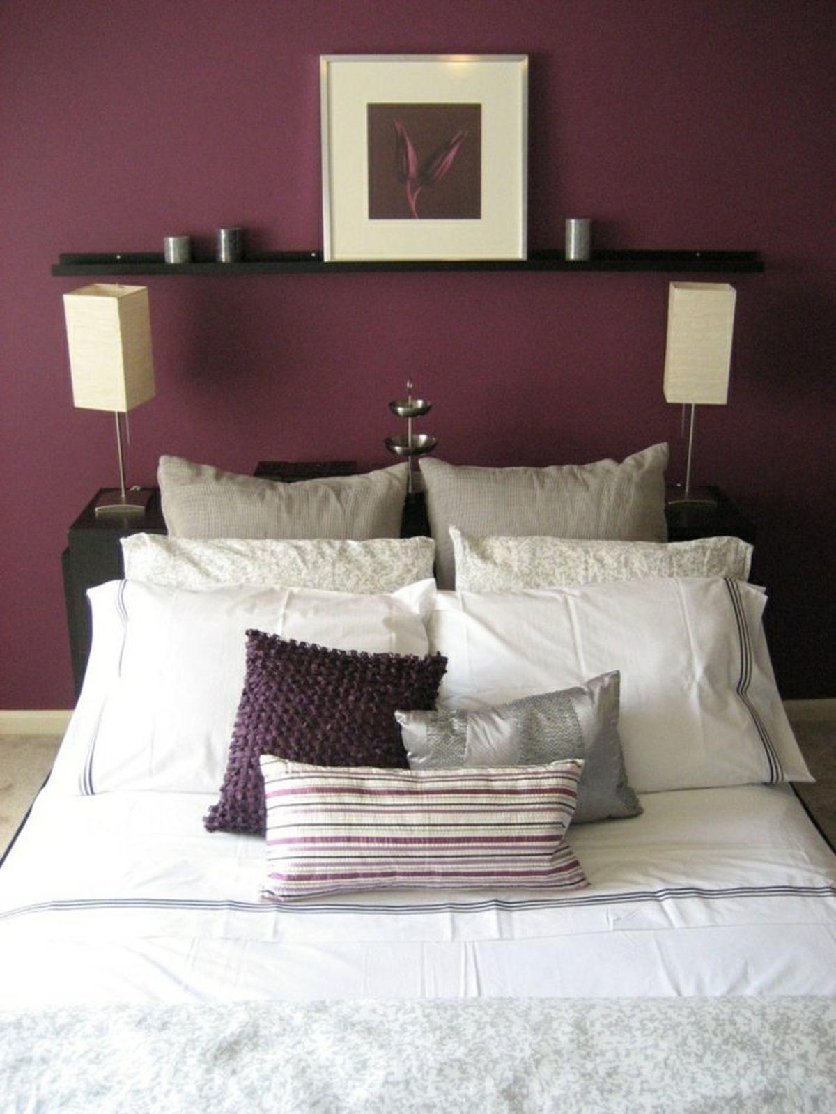 tendance la couleur bordeaux en d co home decor home. Black Bedroom Furniture Sets. Home Design Ideas