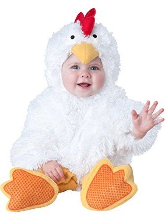 Amazon.com InCharacter Babyu0027s Cluckinu0027 Cutie Chicken Costume Clothing  sc 1 st  Pinterest & Amazon.com: InCharacter Babyu0027s Cluckinu0027 Cutie Chicken Costume ...