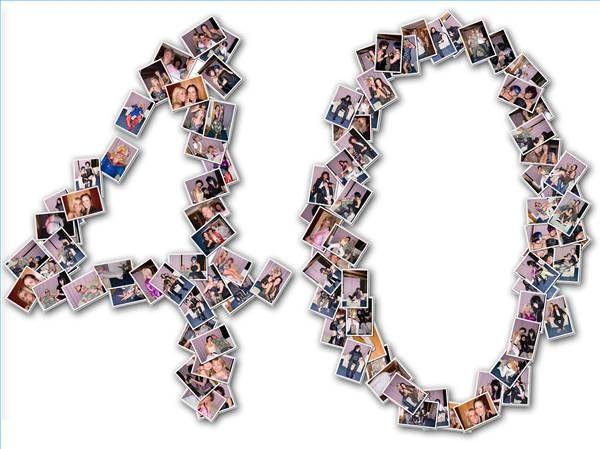 Connu Comment fêter ses 40 ans ? L'organisation de son 40e anniversaire  WG83